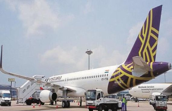 Vistara to Start International Operations in August