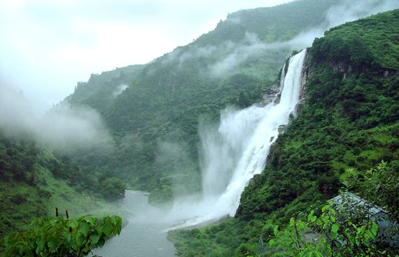 Top 5 Waterfalls in India
