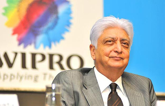 Azim Premji: Finishing a Giant Circle of Success