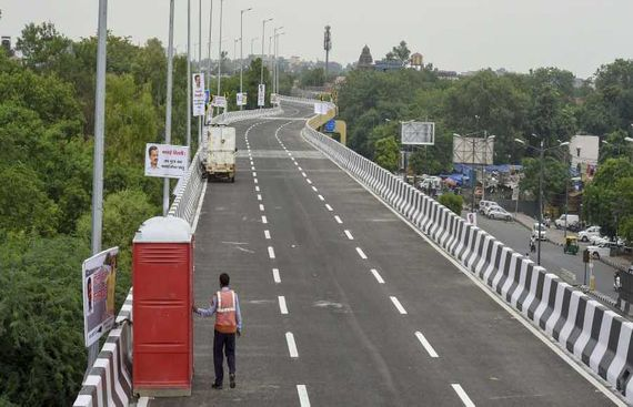 RTR Flyover Remained Shut Hours After Opening