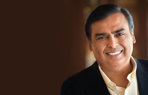 Industry, govts and civil society must work as a coalition: Mukesh Ambani