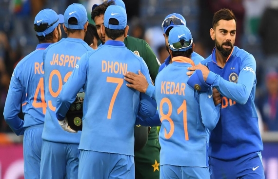 India Pip England to go Top of ICC ODI Rankings