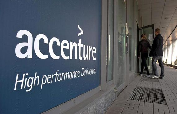 Accenture Acquires Symantec's Cyber Security Services from Broadcom