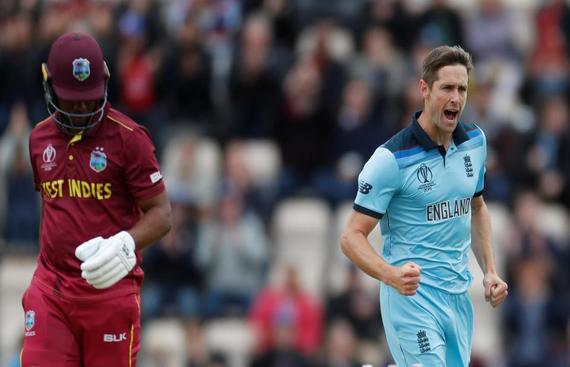 England Opt to Bowl against West Indies