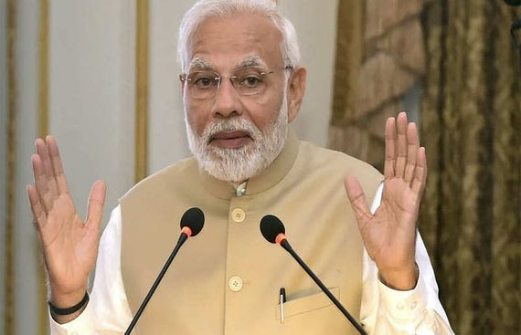 PM to Address Singapore-India Hackathon on Sep 30