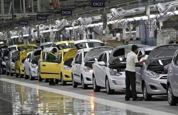 Indian Auto Industry to Curb Production