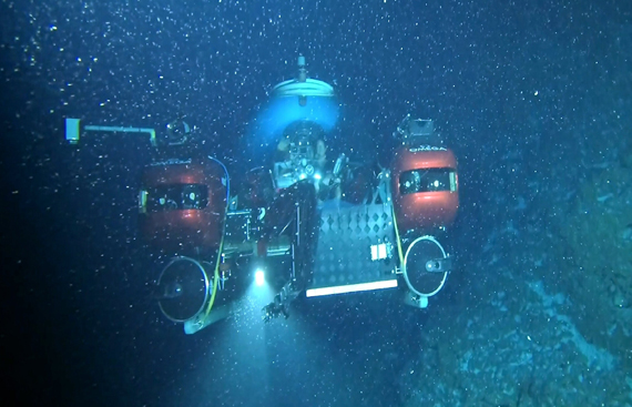 Scientific mission to uncharted depths of Indian Ocean