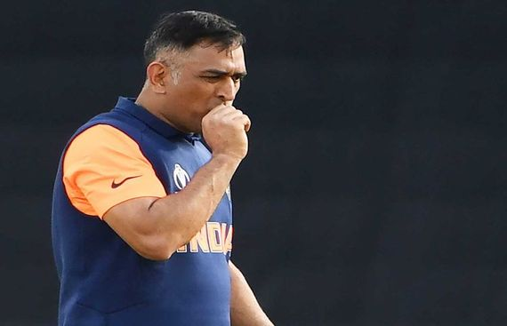 Dhoni's Thumb is Fine, He is a Warrior: Team Official