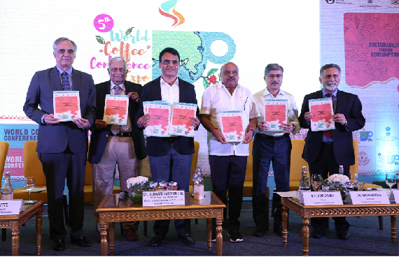 5th Edition of World Coffee Conference & Exhibition comes to India for the first time