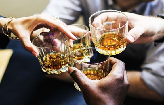 Heavy drinking can change your DNA: Study