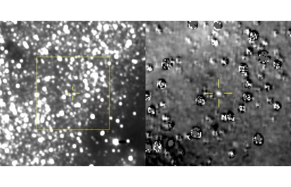 NASA's New Horizons probe snaps first images of Ultima Thule
