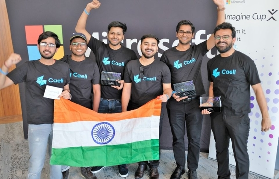 Microsoft Imagine Cup: US team wins, India runner-up 1