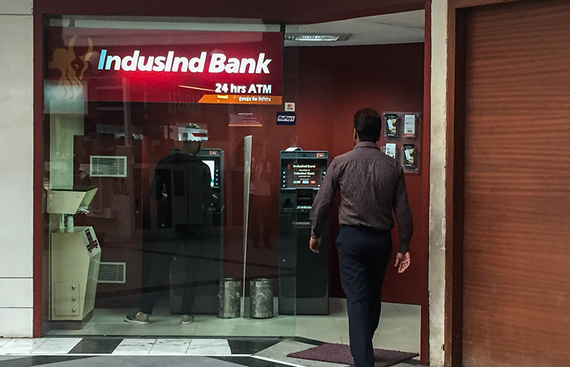 IndusInd Bank Q2 net profit up 52%, net NPAs also rise