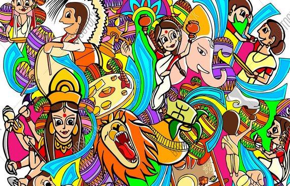 FB, Instagram launch AR filters, GIFs, hashtags for Durga Puja