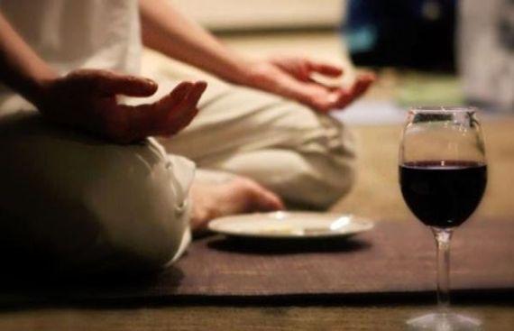 Vino Vinyasa Yoga Soon to be seen at Los Angeles