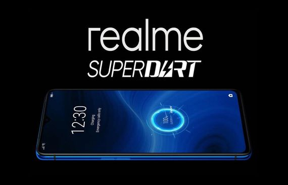 Realme's Upcoming Fast Charging Tech Might be Called 'Superdart'