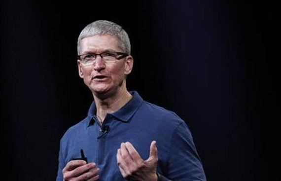 Apple welcomes people with all political viewpoints: Tim Cook