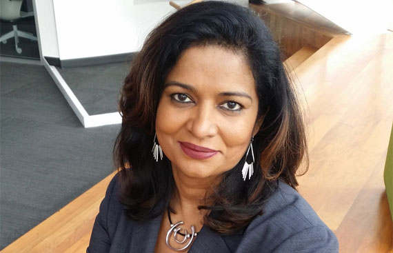 Indo-American IT Expert Rashmi Appointed In Arcadia University