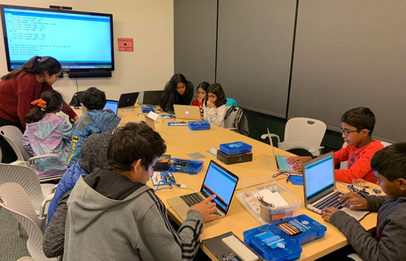 Indian American Students Run a Non-Profit Initiative Inspiring a Passion for STEM Studies across the Globe