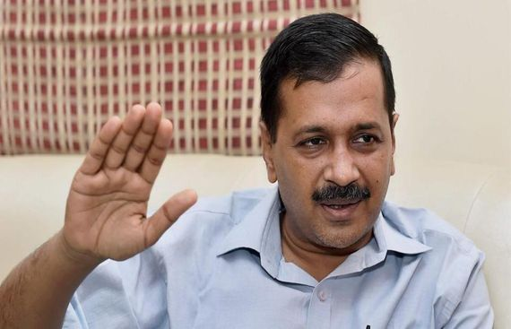 Delhi to get CCTVs from Saturday: Kejriwal