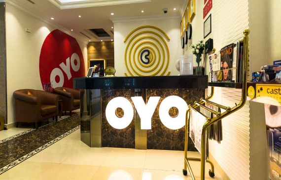 OYO Launches Co-Working Arm, Eyes 50 Centres by Year-End