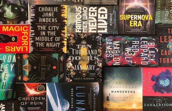 5 Sci-fi books to enjoy during Quarantine days