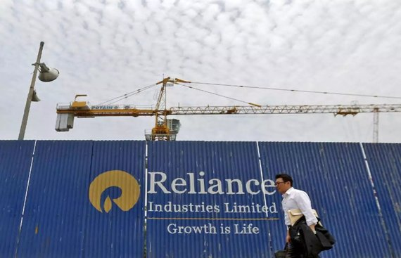 Reliance accounts for 40% of PE investments