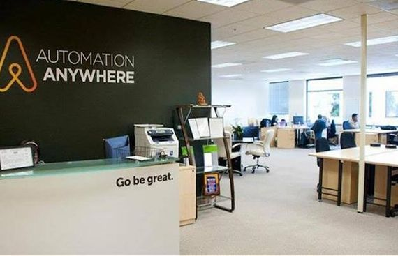 Automation Anywhere gets $290mn in Series B funding
