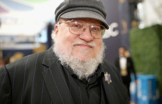 George R.R. Martin doesn't want GoT to end