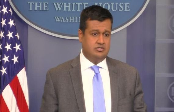 Indian American White House official leaves Trump administration