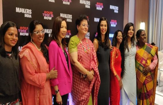 How MAKERS, Making its Way to India, Spotlight Women Change-Makers?