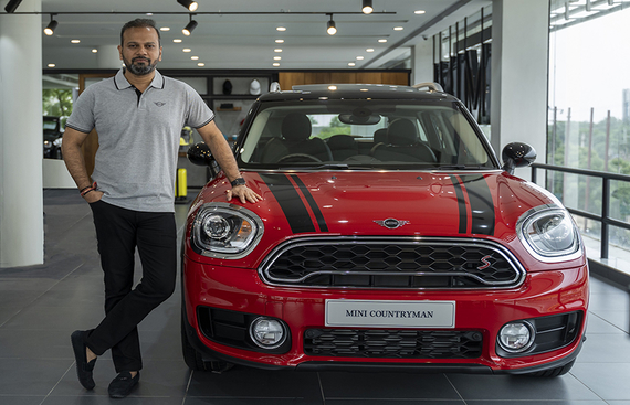 The Iconic MINI Arrives in Ahmedabad