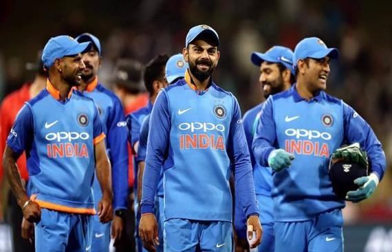Indian Cricket Team Inspiring Others to Stay Fit