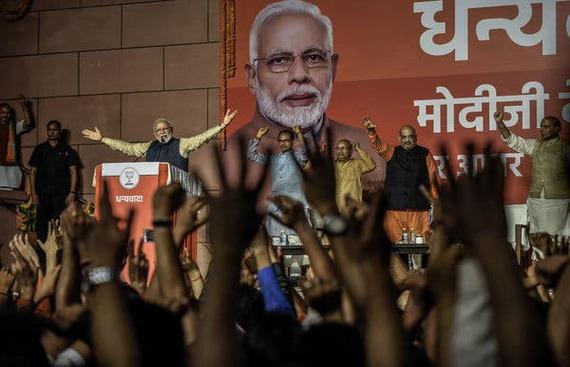 India Inc congratulates Modi, warns of economic challenges