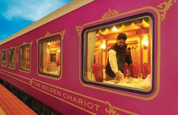 Golden Chariot Train to Commence Service from March Next Year
