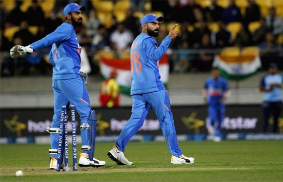 Rahul at 2, Kohli at 7 in ICC T20I rankings