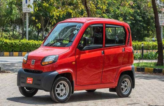 Uber, Bajaj Introduce Passenger Quadricycle in Bengaluru