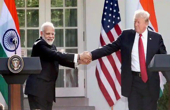Trump announces plans to end $5.6 bn preferential trade programme for India