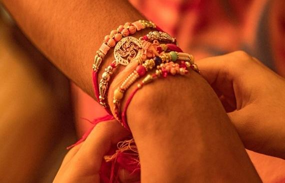 Tied Ribbons Revolutionizes Raksha Bandhan Season with Fancy Rakhi Designs