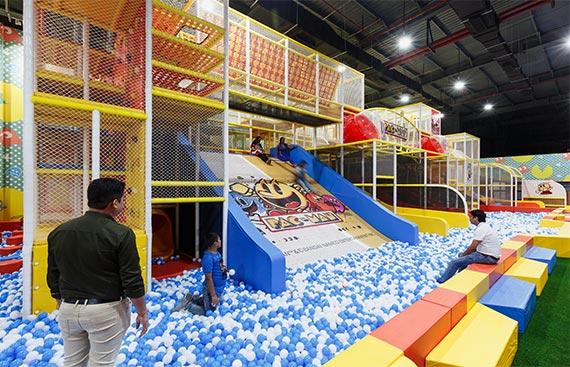 Bandai Namco Launches Biggest Indoor Amusement Park In Mumbai