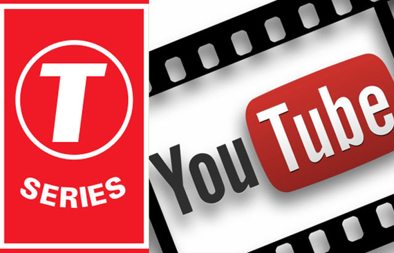 T-Series on verge of becoming No. 1 YouTube Channel
