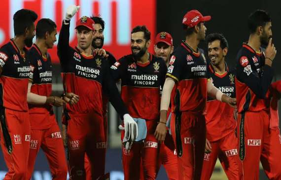 4 out of 4: RCB brings new enthu in IPL 2021