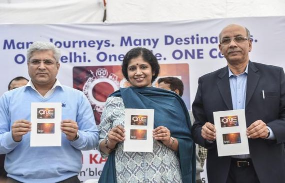 Delhi government launches common mobility app