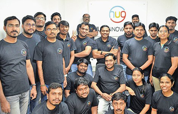 Titan acquires Hyderabad Wearables Startup HUG Innovations