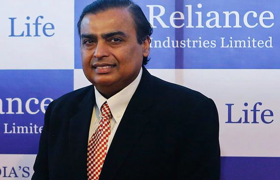 Mukesh Ambani first Indian to join top 10 richest list: Hurun Research