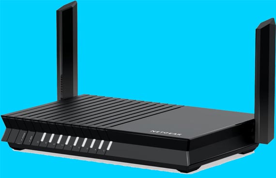 NETGEAR Introduces 4-Stream Dual-Band Wi-Fi 6 Router RAX20 in India