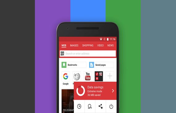 Opera Mini introduces offline file sharing capability