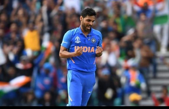 Bhuvneshwar Kumar achieves best ODI ranking since Sep 2017