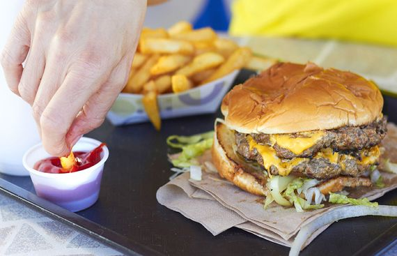 Fast foods less healthy now than 30 years ago: Study