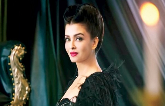 Aishwarya's 'Maleficent' style has a French connection